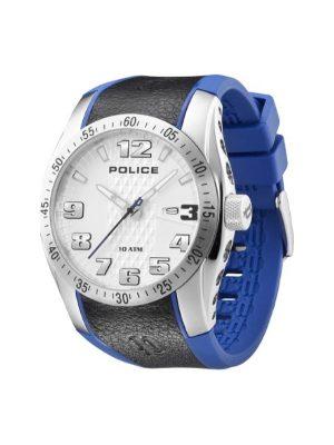 Ανδρικό ρολόι Police PL12557JS-04B Μπλε