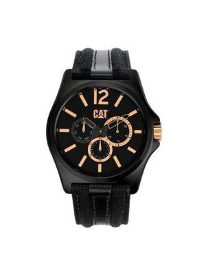Ανδρικό ρολόι CAT PK19960139 Μαύρο