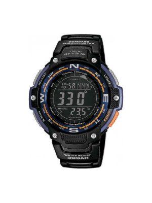 Ανδρικό ρολόι Casio SGW-100-2BER Μαύρο
