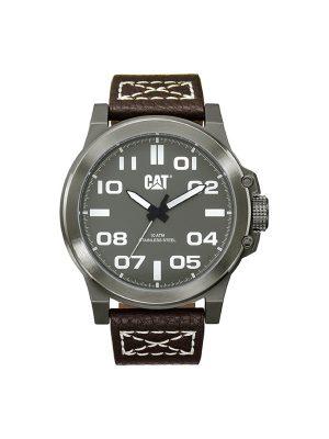 Ανδρικό ρολόι CAT PS15135532 Καφέ