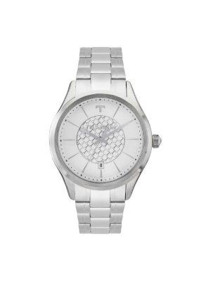 Ανδρικό ρολόι Trussardi R2453112001 Ασημί