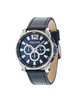 Ανδρικό ρολόι Police PL15139JBCS/03 Μπλε