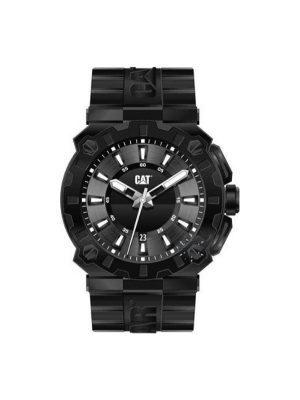 Ανδρικό ρολόι CAT S416121126 Μαύρο