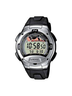 Ανδρικό ρολόι Casio W-753-1AV Μαύρο