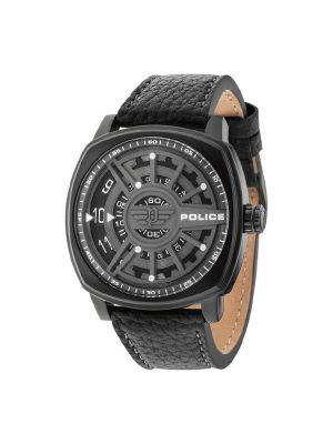Ανδρικό ρολόι Police PL15239JSB13 Μαύρο