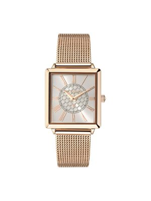 Γυναικείο ρολόι Trussardi R2453119503 Ροζ χρυσό