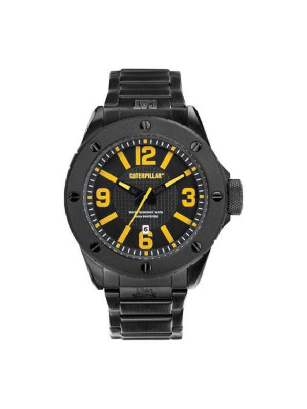 Ανδρικό ρολόι CAT S516112137 Μαύρο