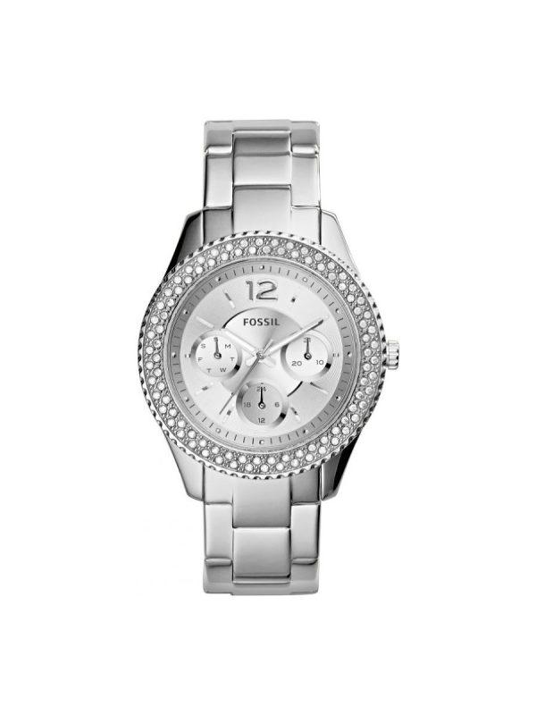 Γυναικείο ρολόι Fossil Stella ES3588 Ασημί