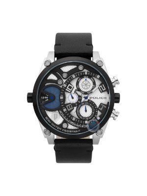 Ανδρικό ρολόι Police PL15381JSTB/04 Μαύρο