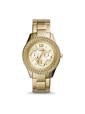 Γυναικείο ρολόι Fossil Stella ES3589 Χρυσό