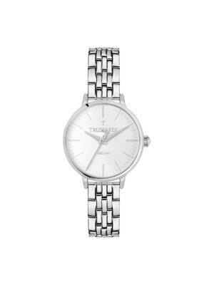 Γυναικείο ρολόι Trussardi R2453126504 Ασημί