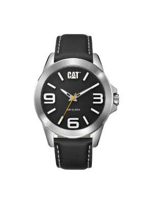 Ανδρικό ρολόι CAT YT14132132 Μαύρο
