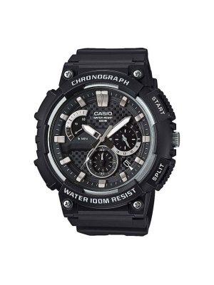 Ανδρικό ρολόι Casio MCW-200H-1AV Μαύρο