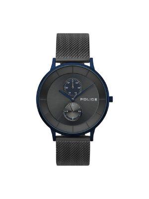 Ανδρικό ρολόι Police PL15402JSBL Σκούρο γκρι