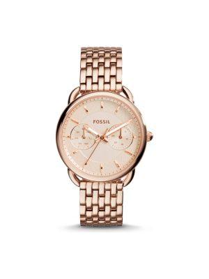 Γυναικείο ρολόι Fossil Tailor ES3713 Ροζ