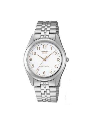 Ανδρικό ρολόι Casio MTP-1129PA-7B Ασημί