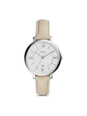 Γυναικείο ρολόι Fossil Jacqueline ES3793 Μπεζ