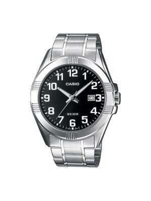 Ανδρικό ρολόι Casio MTP-1308PD-1B Ασημί