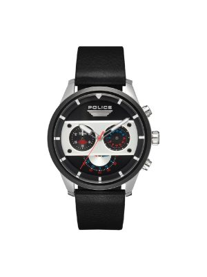 Ανδρικό ρολόι Police PL15411JSTB02 Μαύρο