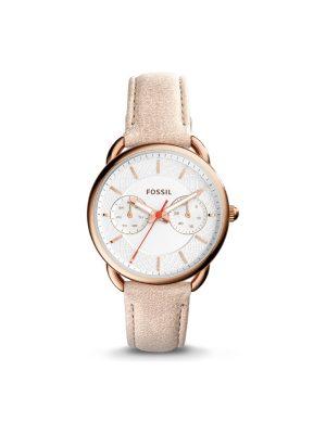Γυναικείο ρολόι Fossil Tailor ES4007 Μπεζ
