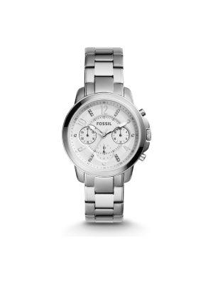 Γυναικείο ρολόι Fossil Gwynn ES4036 Ασημί
