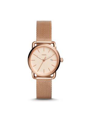 Γυναικείο ρολόι Fossil ES4333 Ροζ χρυσό