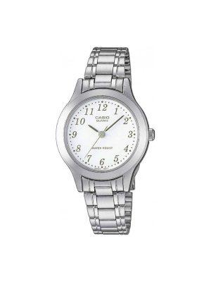 Γυναικείο ρολόι Casio LTP-1128PA-7BE Ασημί