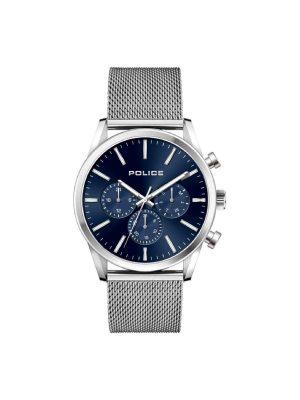 Ανδρικό ρολόι Police PL15599JS/03 Ασημί