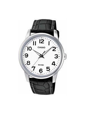 Ανδρικό ρολόι Casio MTP-1303PL-7BV Μαύρο