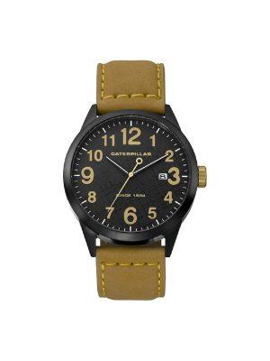 Ανδρικό ρολόι CAT EX16135113 Καφέ