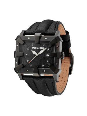 Ανδρικό ρολόι Police PL13400JSB-02 Μαύρο
