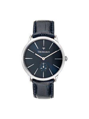 Ανδρικό ρολόι Trussardi R2451116003 Μπλε
