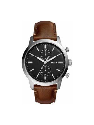 Ανδρικό ρολόι Fossil Townsman FS5280 Καφέ