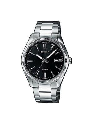 Ανδρικό ρολόι Casio MTP-1302PD-1A1 Ασημί