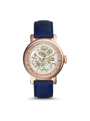 Γυναικείο ρολόι Fossil ME3086 Σκούρο μπλε