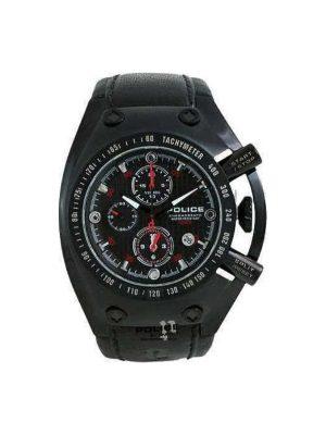 Ανδρικό ρολόι Police PL12086JSB/0 Μαύρο
