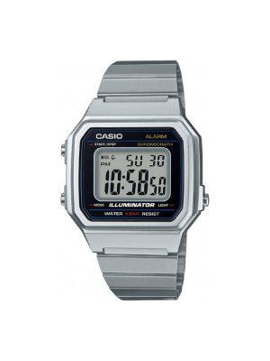Ανδρικό ρολόι Casio B-650WD-1AE Ασημί