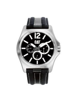 Ανδρικό ρολόι CAT PK14962132 Μαύρο