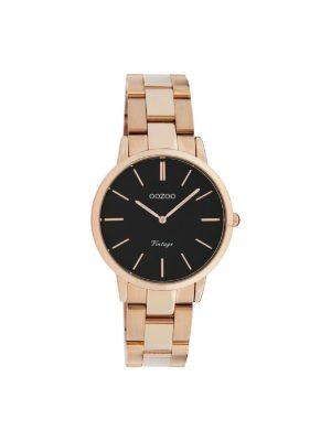 Unisex ρολόι Oozoo C20049 Ροζ χρυσό