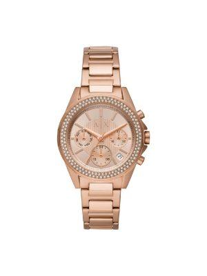 Γυναικείο ρολόι Armani Exchange AX5652 Ροζ χρυσό