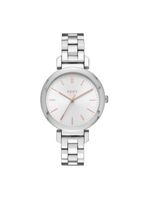 Γυναικείο ρολόι DKNY Ellington NY2582 Ασημί