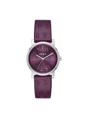 Γυναικείο ρολόι DKNY Soho NY2762 Μωβ