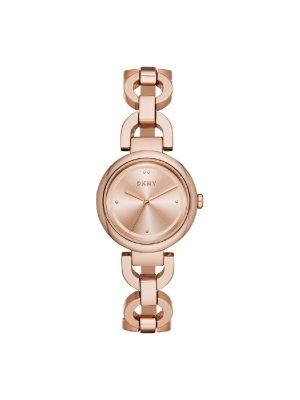 Γυναικείο ρολόι DKNY Eastside NY2769 Ροζ Χρυσό