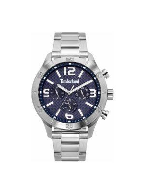 Ανδρικό ρολόι Timberland TBL15358JS/03M Ασημί