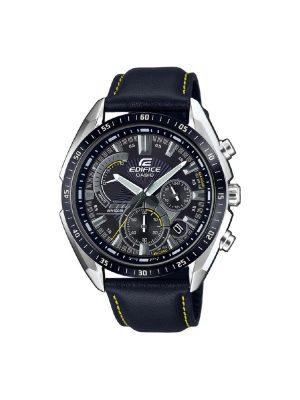 Ανδρικό ρολόι Casio EFR-570BL-1A Μαύρο