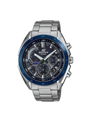Ανδρικό ρολόι Casio EFR-570DB-1B Ασημί