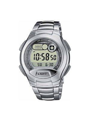 Ανδρικό ρολόι Casio W-752D-1AV Ασημί
