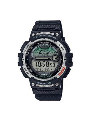 Ανδρικό ρολόι Casio WS-1200H-1AVEF Μαύρο