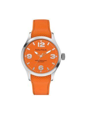 Ανδρικό ρολόι Nautica A11588 Πορτοκαλί