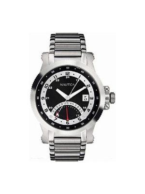 Ανδρικό ρολόι Nautica A16000 Ασημί